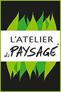 logo L'atelier du paysage
